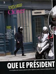 Hollande et Gayet