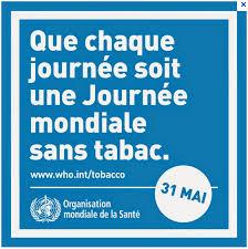 journée mondiale sans tabac OMS