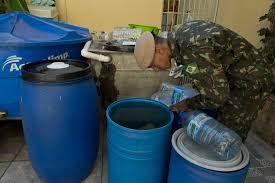 réservoir d'eau Brésil