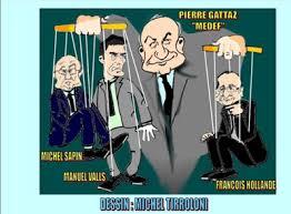 Medef et gouvernement