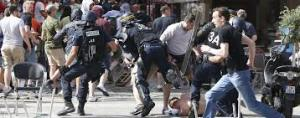 émeutes Marseille
