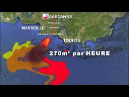 boues rouges cartographie