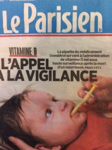 Le Parisien du 4/1/2017